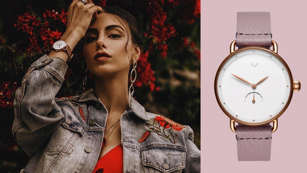 Krásne minimalistické hodinky od značky MVMT