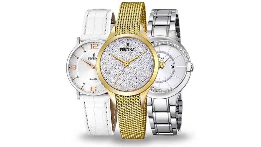Dámske hodinky Festina sú elegantným doplnkom, ktorý spestrí zápästie každej dámy