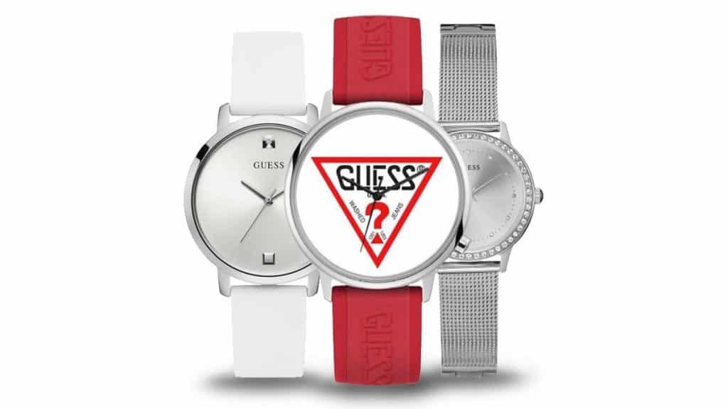Extravagantné dámske hodinky Guess najrôznejších štýlov a farieb