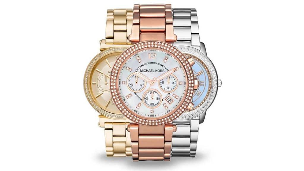 Najobľúbenejšie hodinky medzi dámami sú Michael Kors