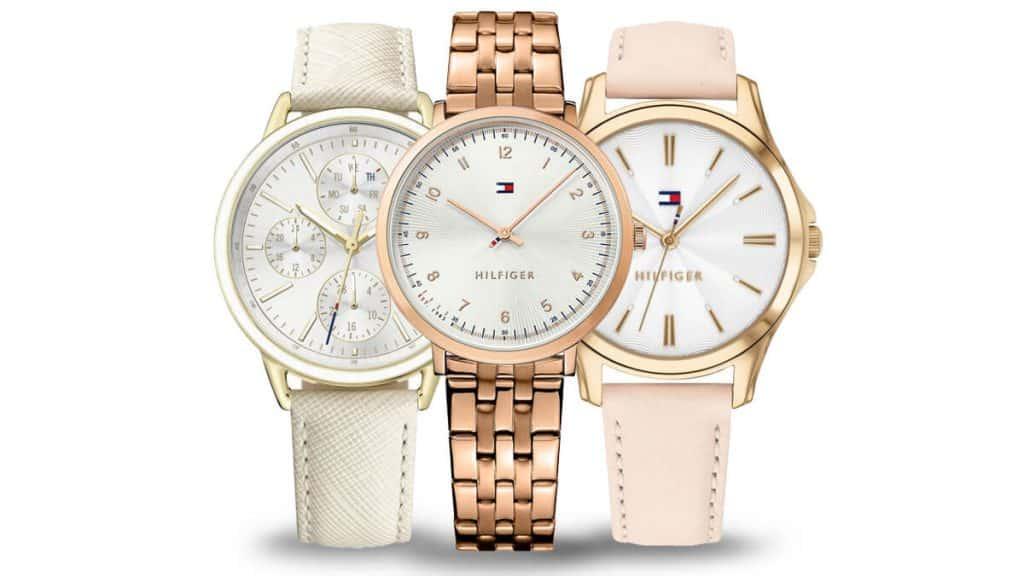 Vyberte si pre seba vysnívané dámske hodinky Tommy HIlfiger