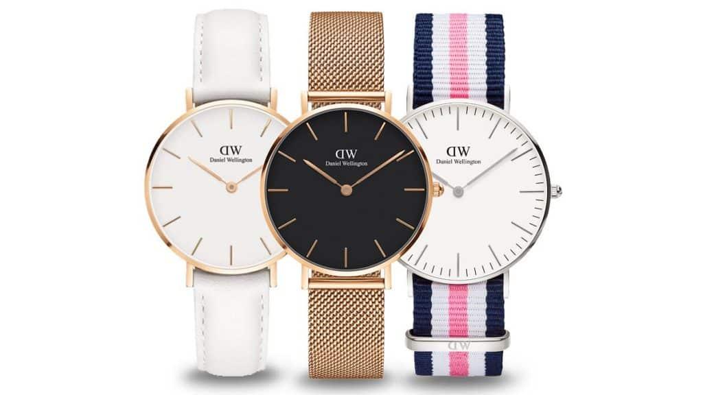 Minimalistické hodinky Daniel Wellington si vás získajú jednoduchým dizajnom