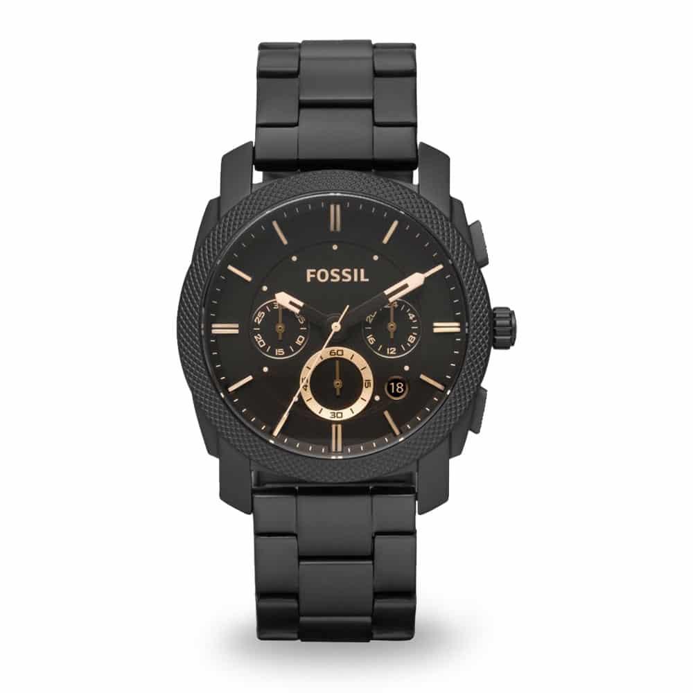 Štýlové hodinky Fossil Machine Chronograph