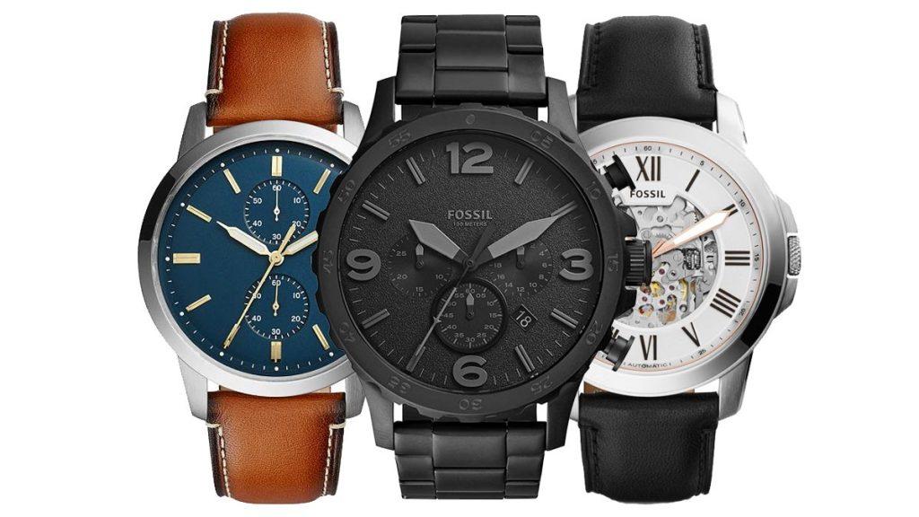 Americké vintage hodinky Fossil sú skvelou voľbou pre každého, kto hľadá originálne retro hodinky