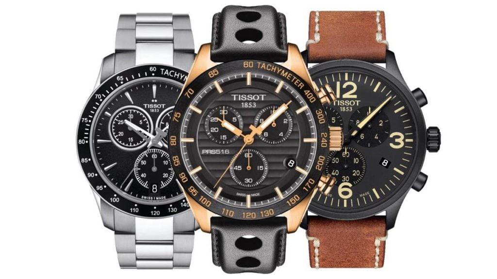 Pánske hodinky Tissot sú luxusné švajčiarske hodinky