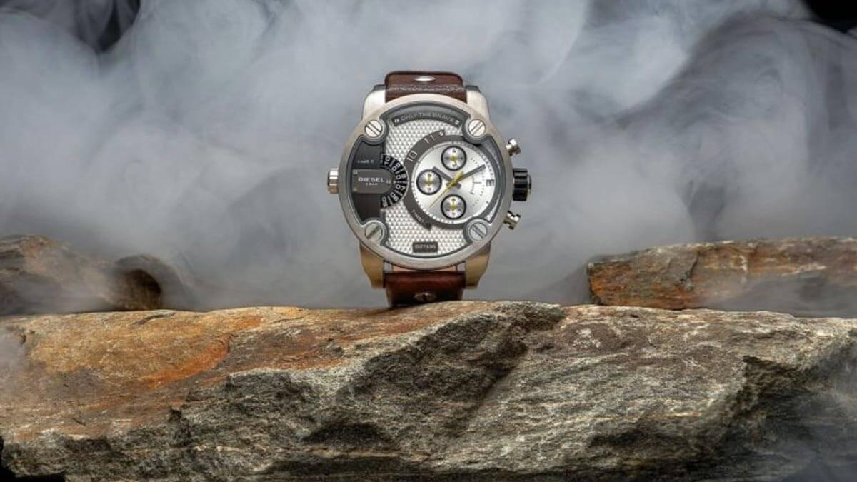 Veľké pánske hodinky Diesel pre každého, kto sa nebojí ukázať svoj štýl