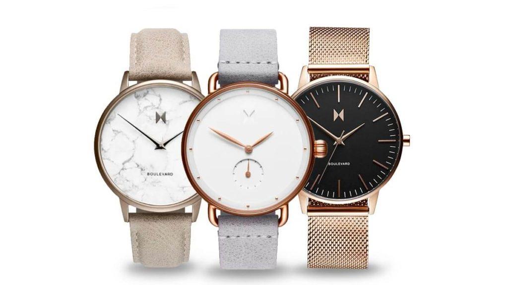 Minimalistické hodinky pre dámy - MVMT