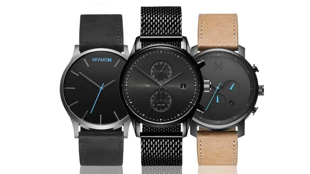Pánske hodinky MVMT vás oslnia svojim jednoduchým spracovaním