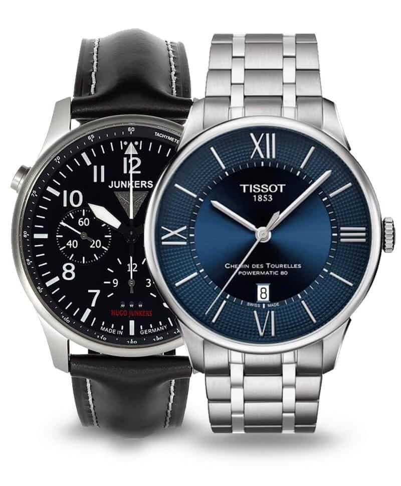 Luxusné značky hodiniek