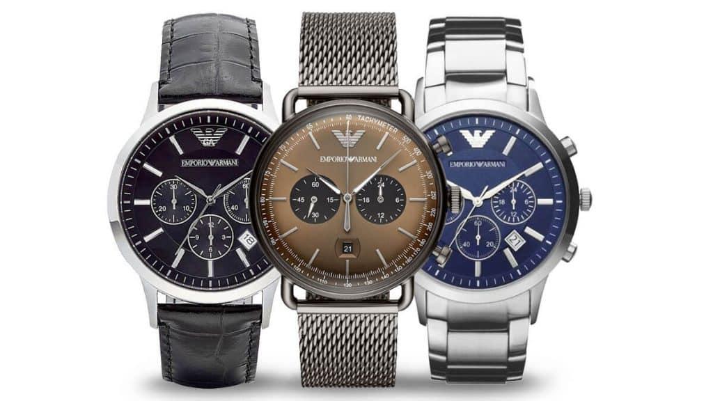 Pánske hodinky Emporio Armani sú kvalitné hodinky od talianského módneho návrhára Giorgia Armaniho
