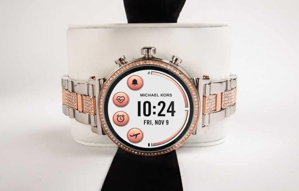 Dámske smart hodinky michael Kors Sofie MKT5064