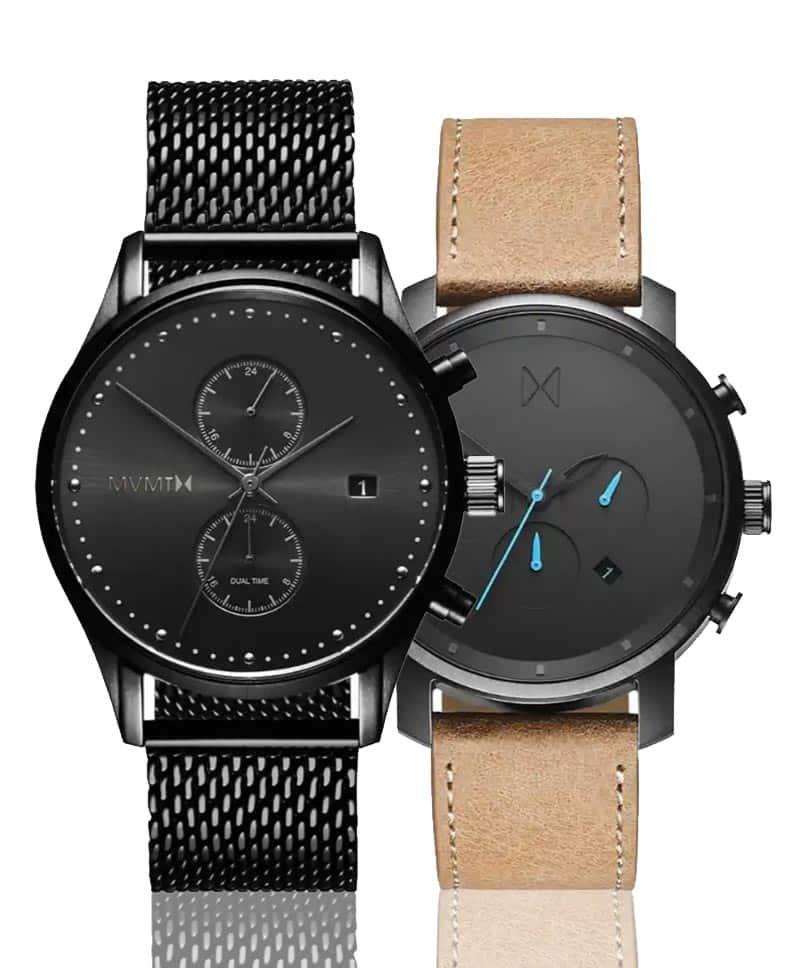 Minimalistické pánske hodinky MVMT