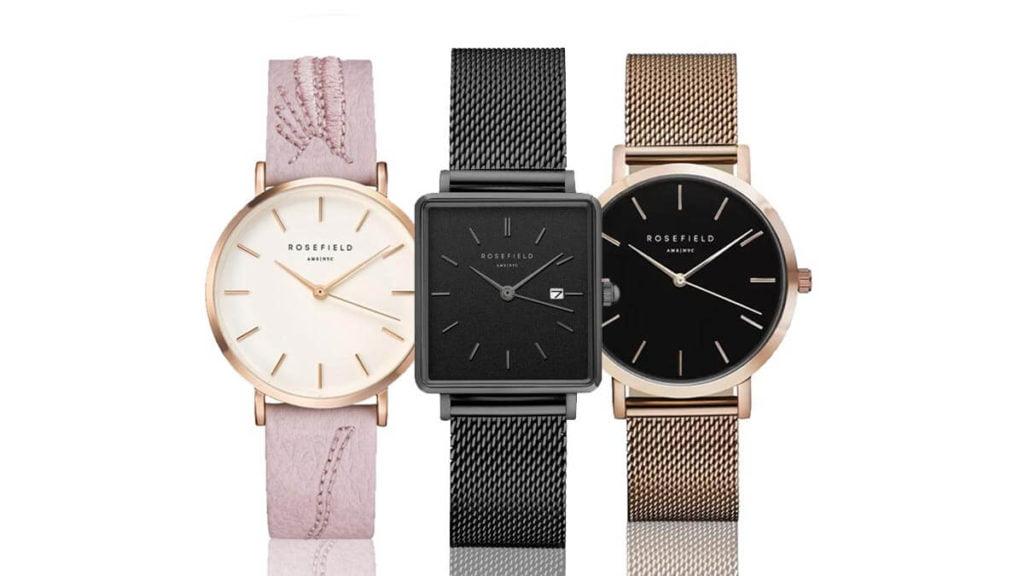 Rosefield dámske hodinky