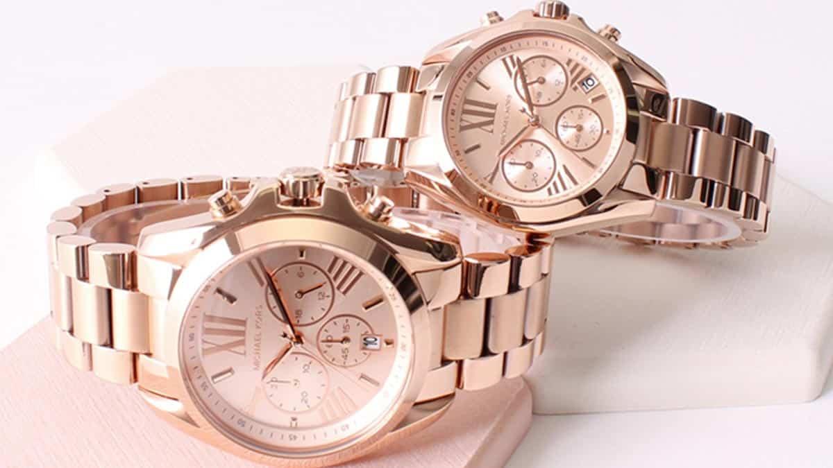 Štýlové dámske hodinky pre každú ženu - hodinky v ružovej farbe