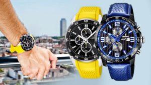 Pánske hodinky Festina The Originals sú štýlové športové hodinky