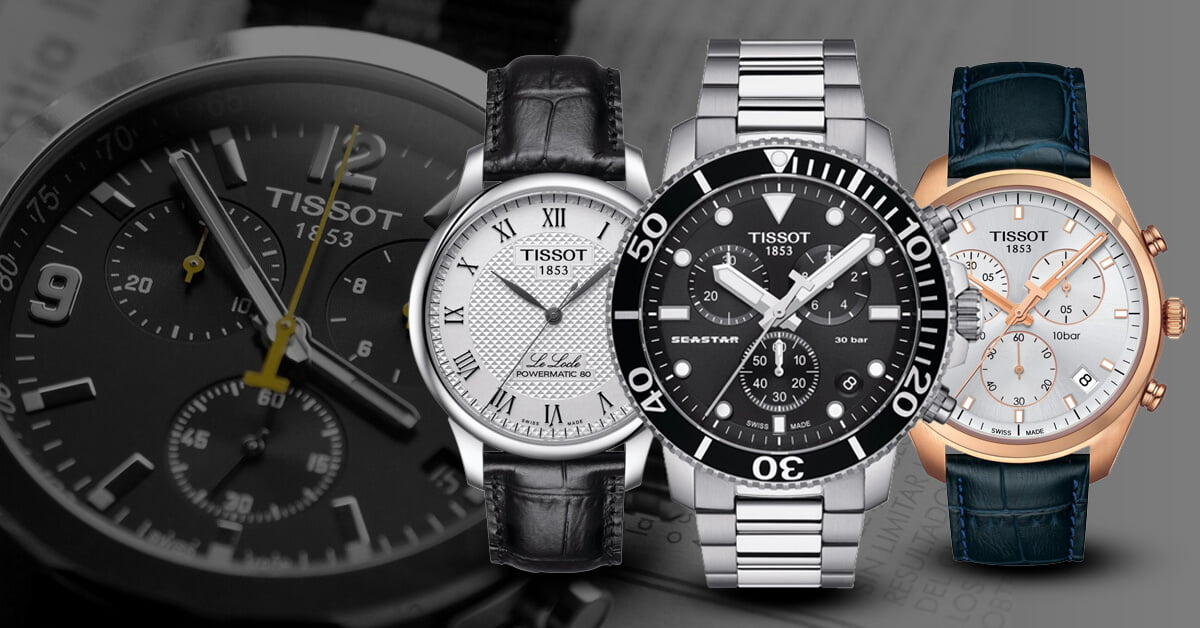 Ikonické švajčiarske hodinky Tissot, ktoré si zaslúžia vašu pozornosť