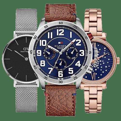 Nájdite tie najlepšie hodinky - dámske a pánske hodinky