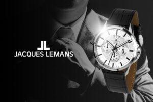 Kvalitné rakúske hodinky Jacques Lemans