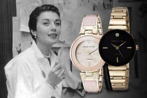 Dámske hodinky Anne Klein očaria svojim štýlom a eleganciou