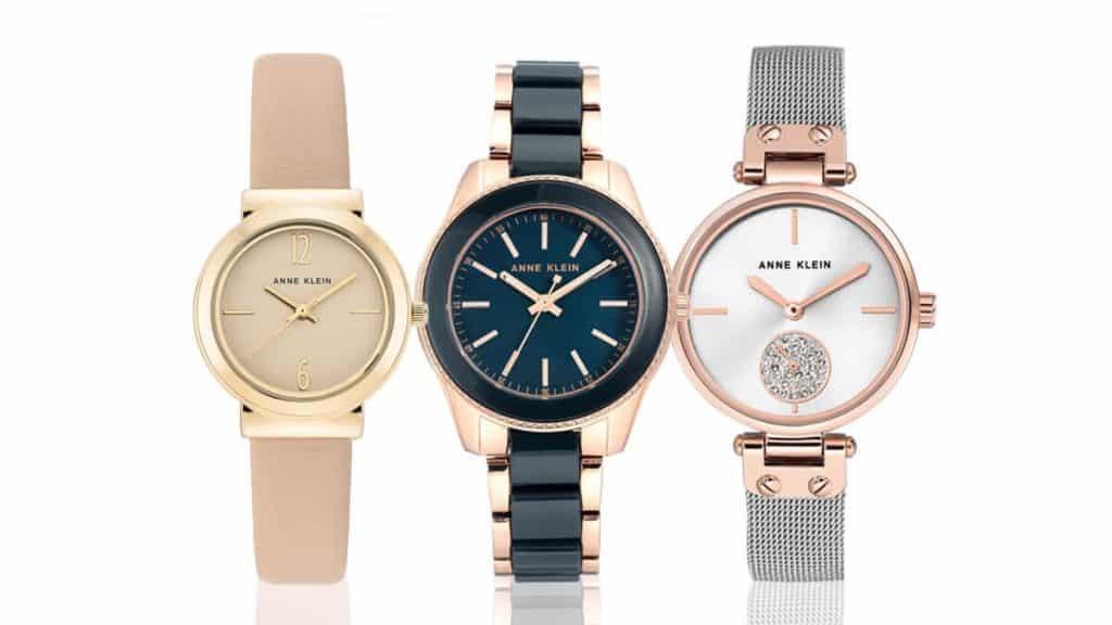 Dámske hodinky Anne Klein sú známe svojim elegantným spracovaním