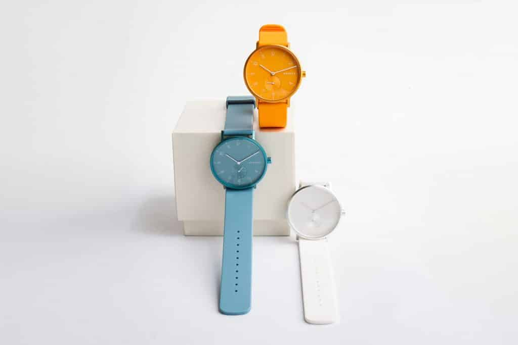 Farebné hodinky Skagen Aaren Kulor