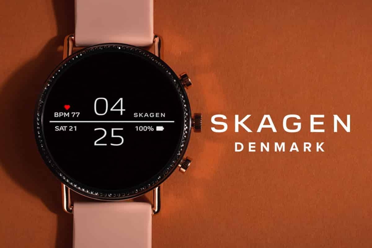 Dámske hodinky Skagen sú smarthodinky pre každú modernú ženu