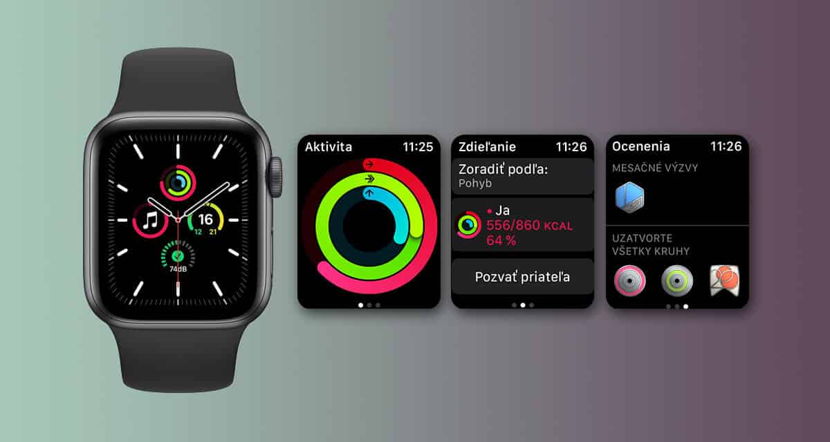 Apple Watch - Aktivita