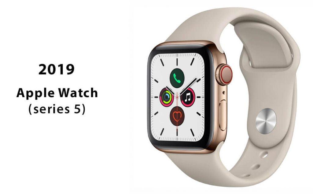 Apple Watch Series 5 (2019)