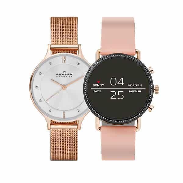 Dámske hodinky Skagen si vás získajú minimalistickými líniami