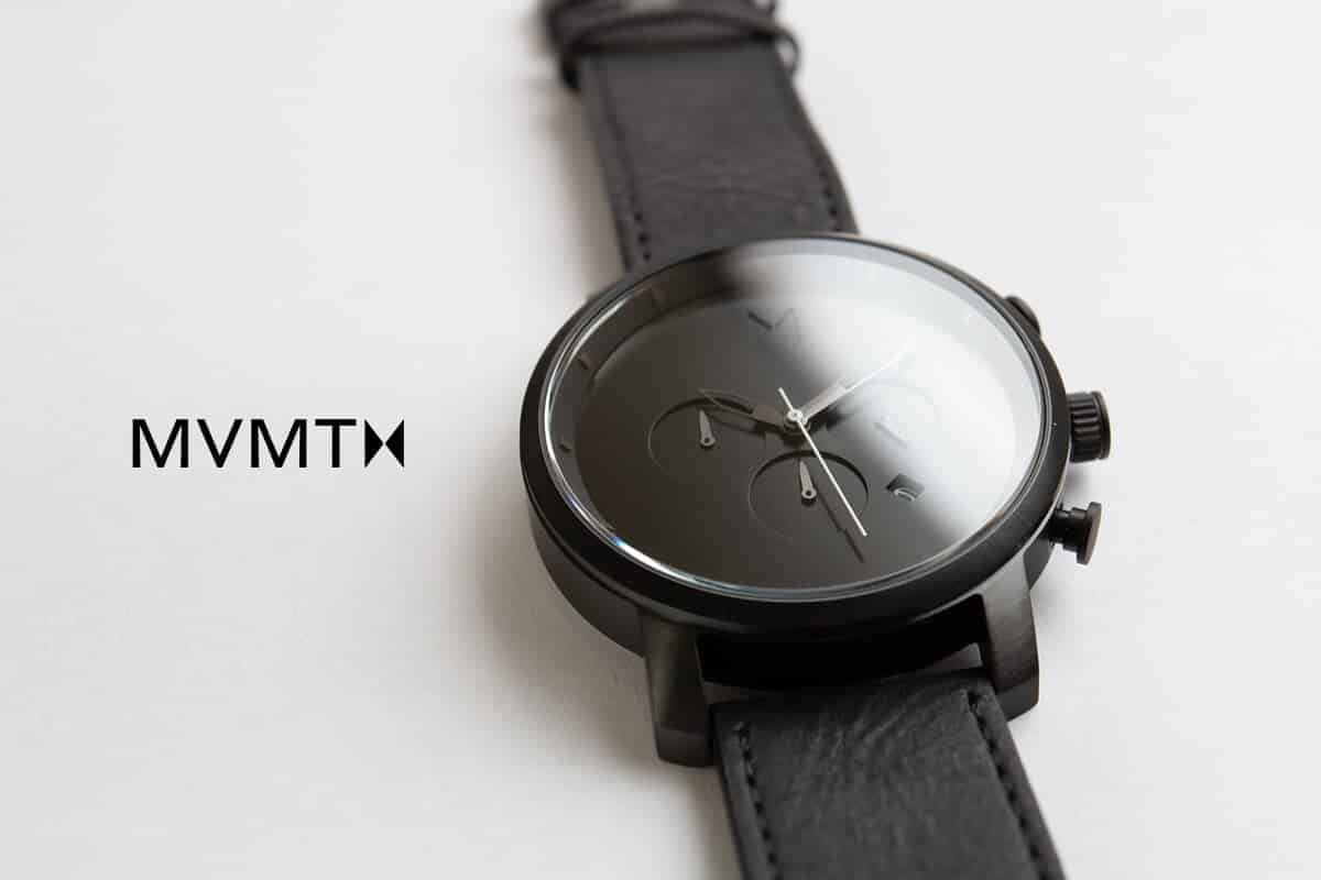 Pánske hodinky MVMT sú skvelou voľbou pre každého mladého muža.