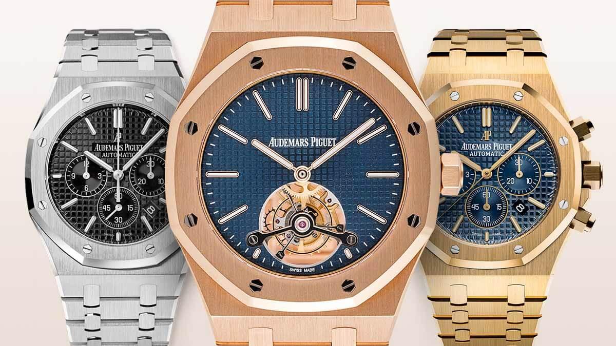 Synonymum luxusu - hodinky Audemars Piguet
