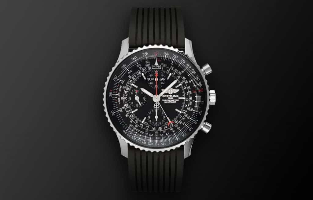 Švajčiarske hodinky inšpirované letectvom - značka Breitling