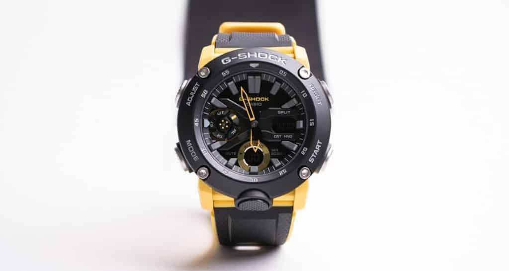 Pánske hodinky Casio GA-2000. Stanú sa nástupcom populárnej rady GA-100?