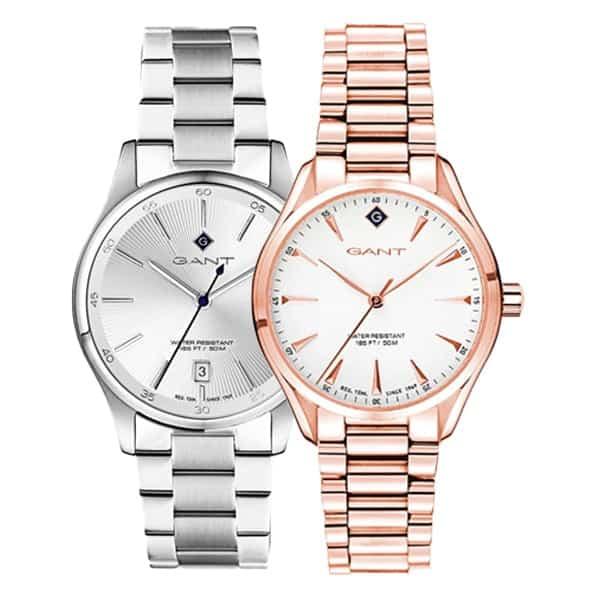 Dámske hodinky GANT si vás získajú svojim elegantným vzhľadom a citom pre detail