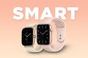 Vybrali sme 5 štýlových dámskych smart hodiniek