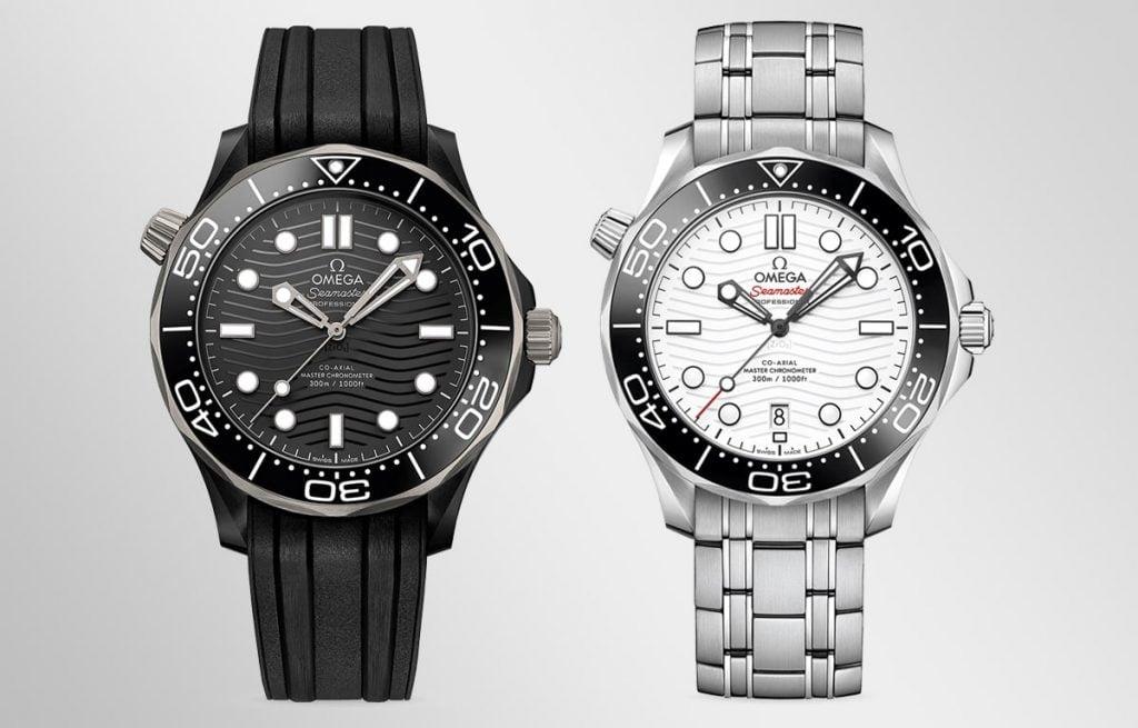 Špičkové hodinky značky Omega z kolekcie Seamaster