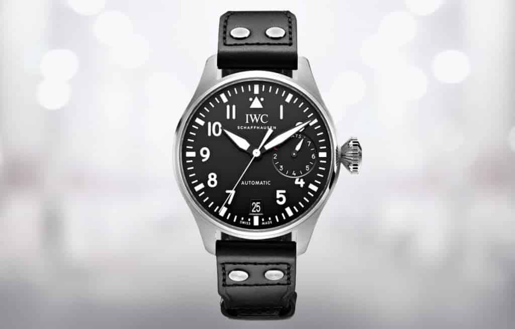 Kvalitné švajčiarske hodinky značky IWC - Schaffhausen