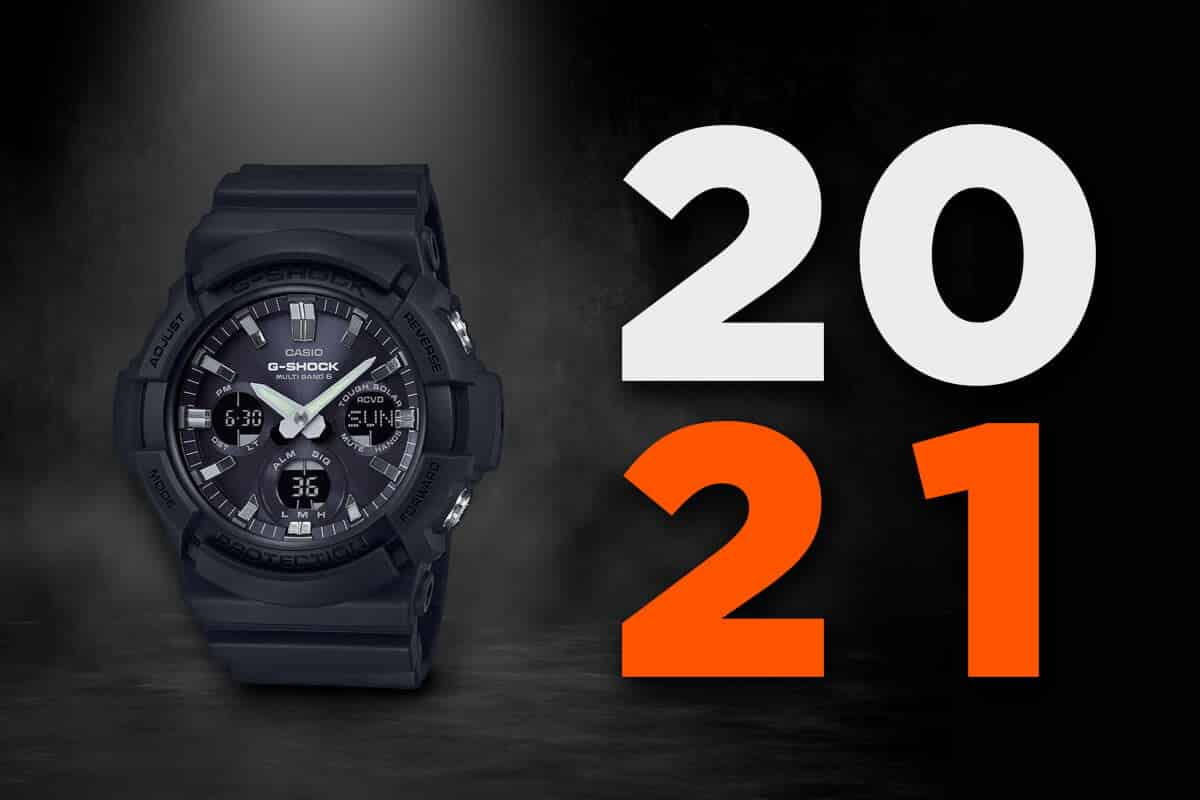 Top pánske hodinky na rok 2021
