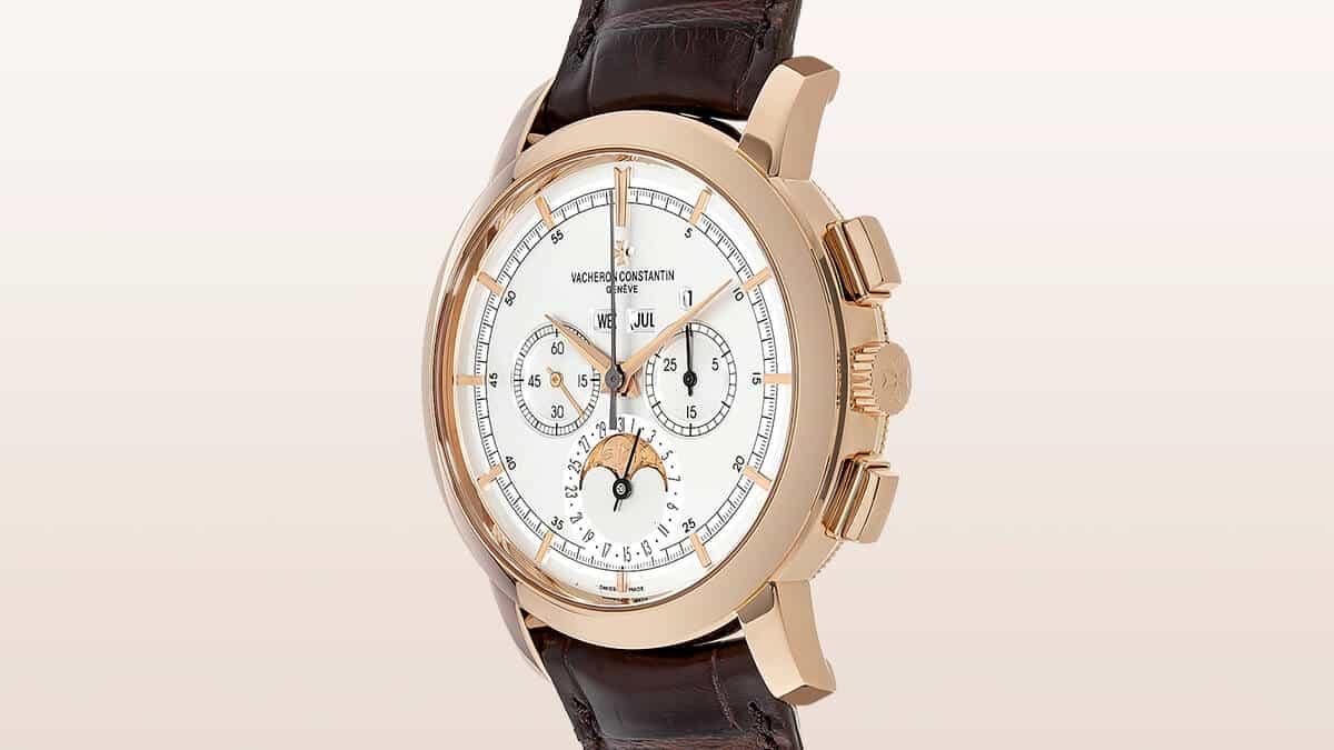 Toto sú luxusné švajčiarske hodinky Vacheron Constantin