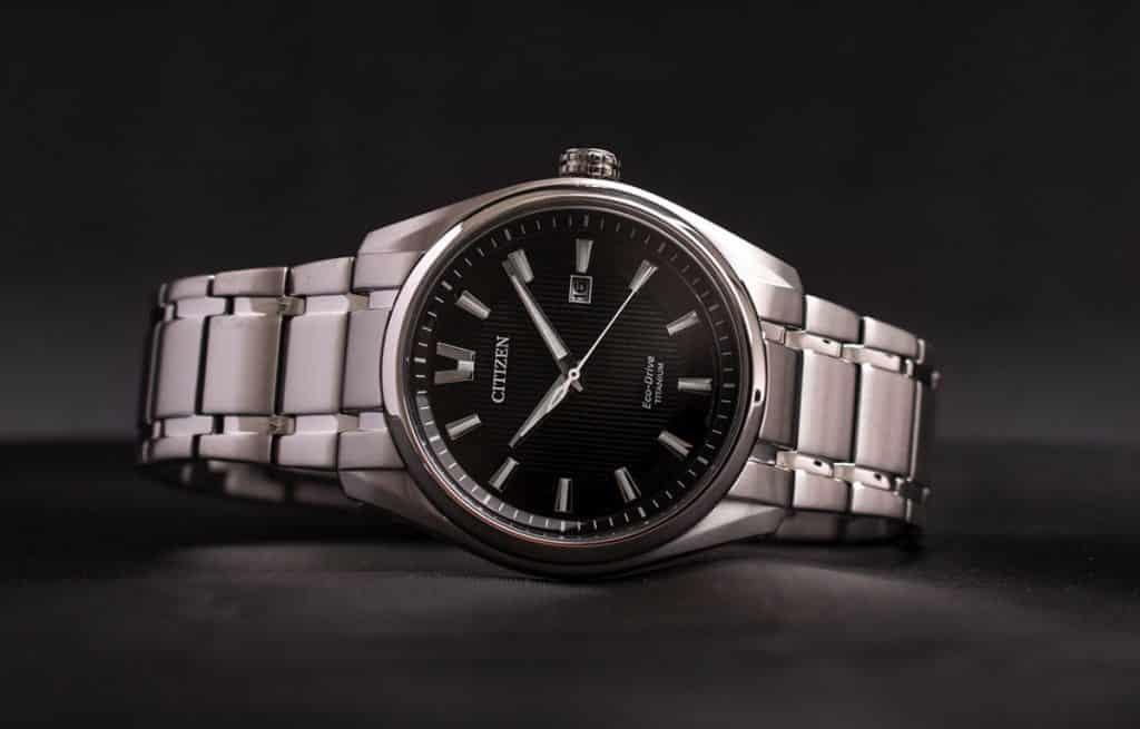 Medzi priekopníkov solárneho pohonu hodiniek patria japonské hodinky Citizen