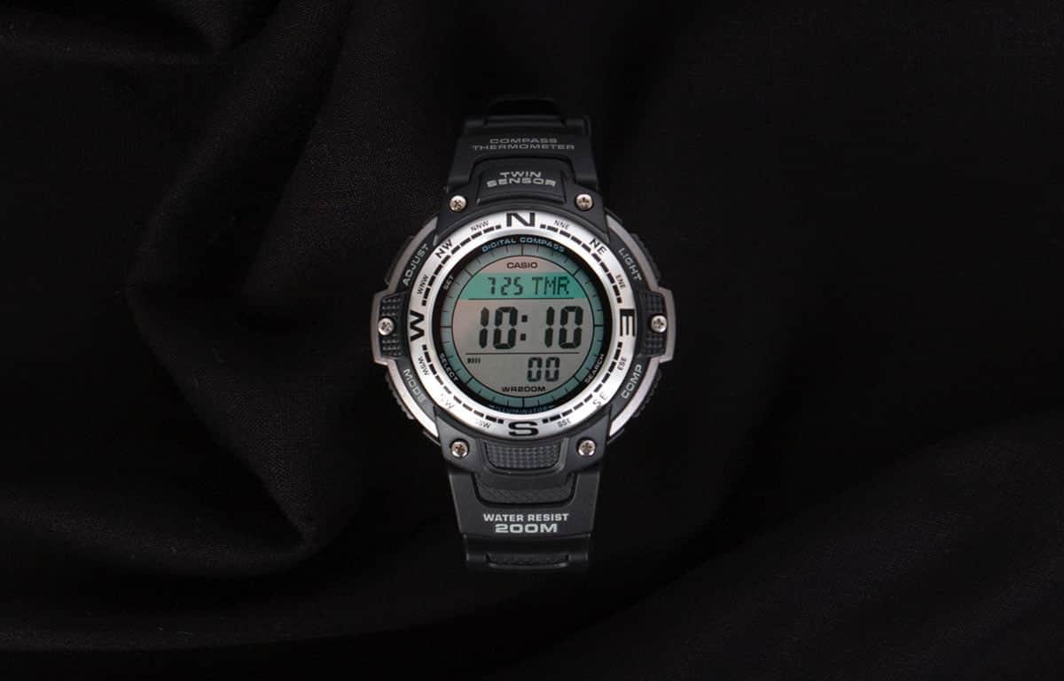 Japonské hodinky? Jednoznačne značka Casio!