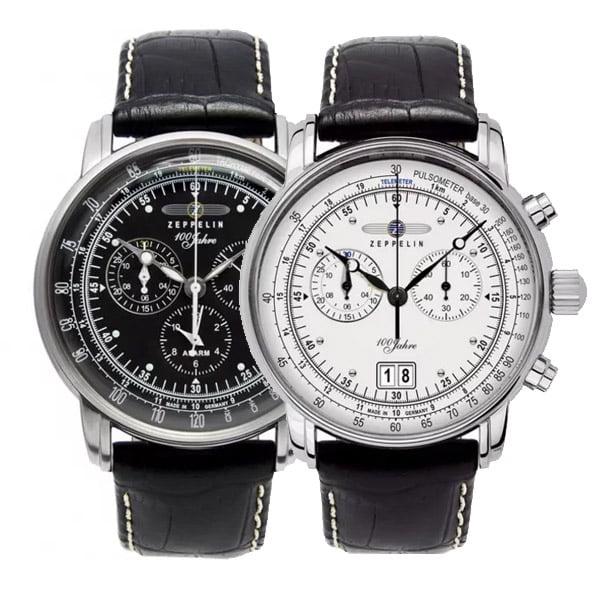 Pánske hodinky Zeppelin s odkazom na letectvo