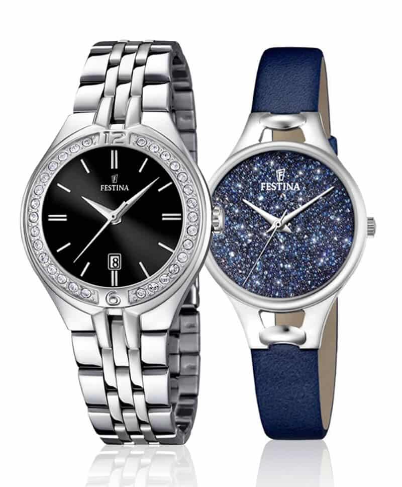 Decentné dámske hodinky Festina z kolekcií Mademoiselle