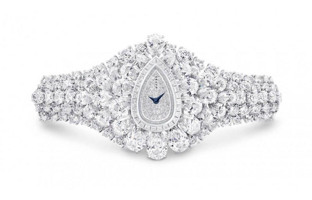 Druhé najdrahšie hodinky na svete - Graff Diamonds The Fascination