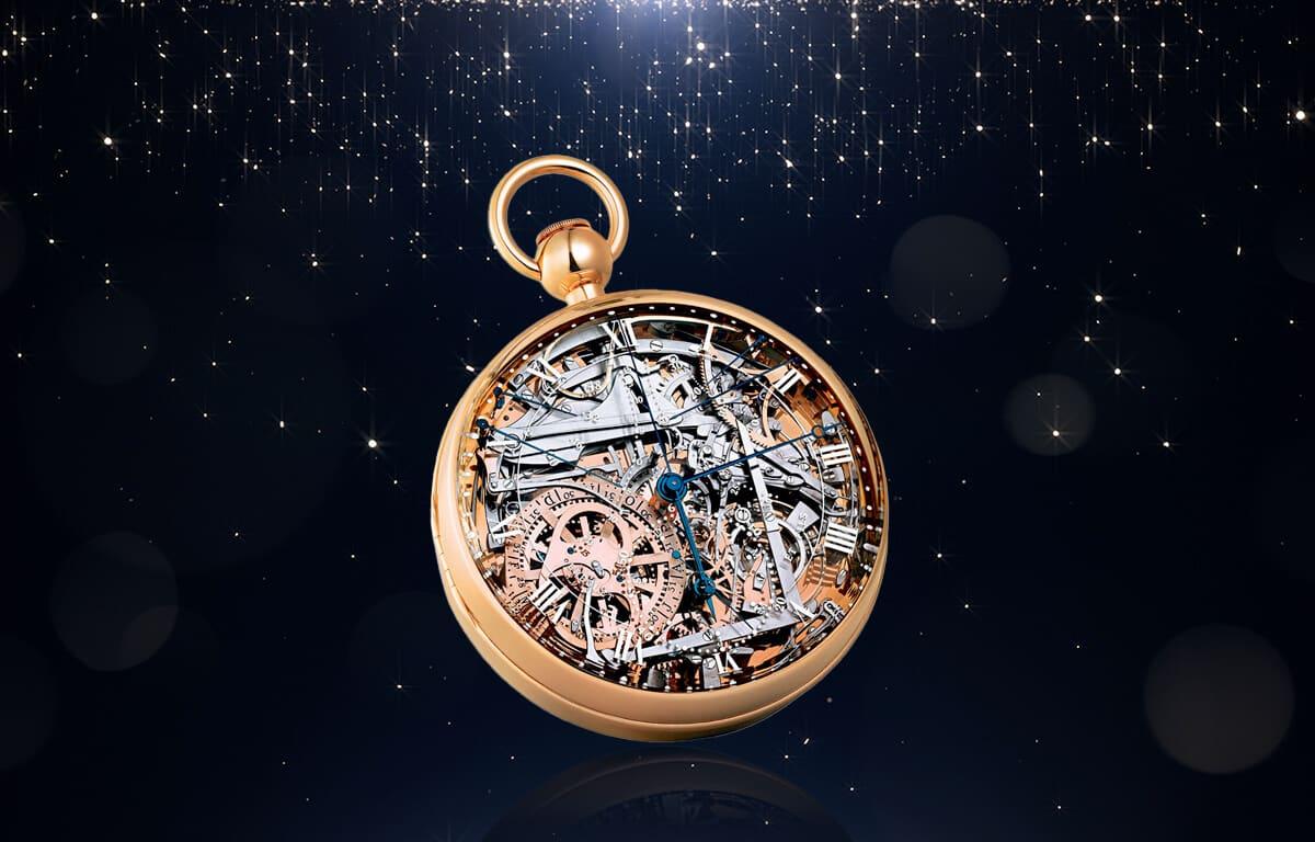 Jedny z najdrahších hodiniek na svete v hodnote 25 miliónov EUR - Breguet Grande Complication Marie-Antoinette