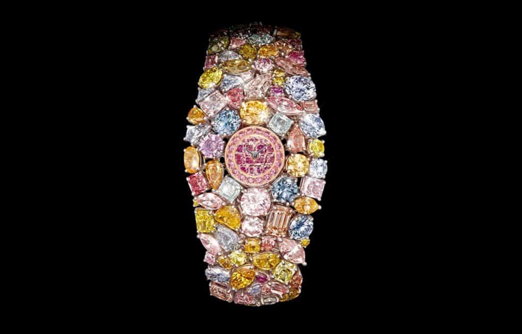 Unikátne hodinky so šialenou cenovkou. To sú najdrahšie hodinky na svete Graff Diamonds Hallucination