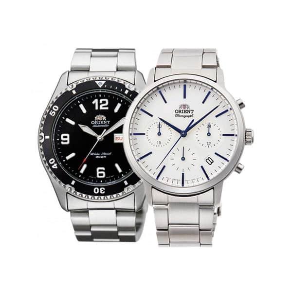 Pánske hodinky Orient patria k popredným mechanickým hodinkám z Japonska