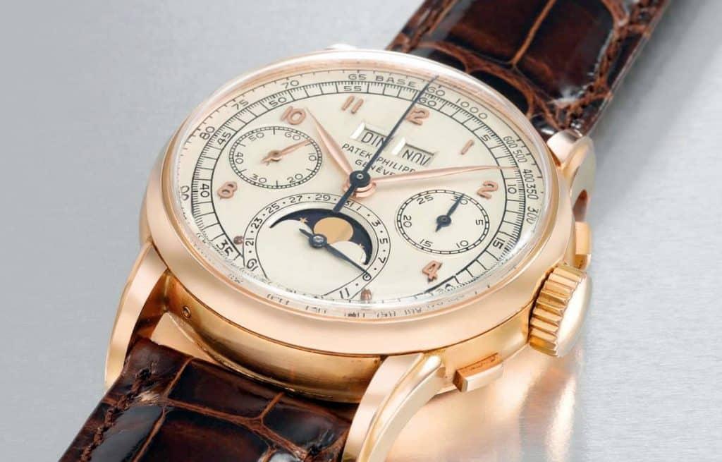 Najlacnejší kúsok medzi najdrahšími hodinkami na svete - Hodinky Patek Philippe z ružového zlata
