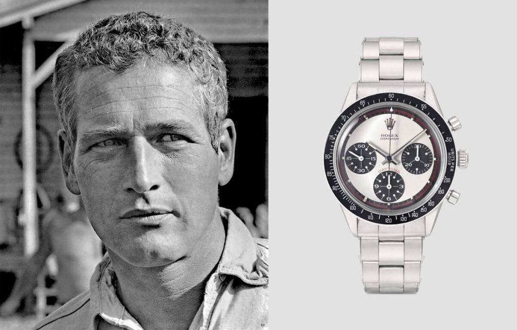 Medzi fanúšikov hodiniek patril aj hollywoodsky herec Paul Newman. Unikátne hodinky Rolex Daytona s jeho menom patria medzi najdrahšie hodinky na svete