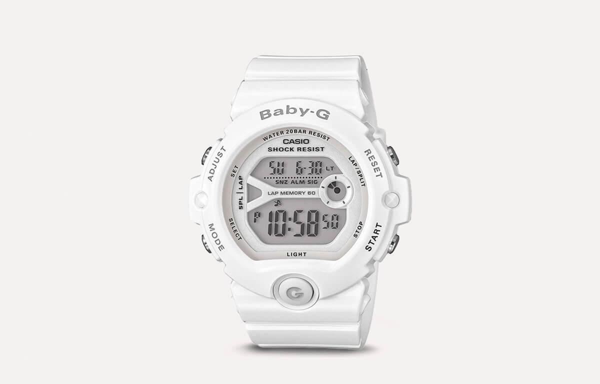 Lacné športové hodinky Casio Baby G